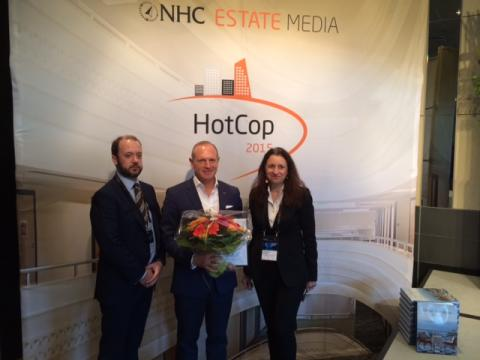Scandic wins prestigious HotCop 2015 award
