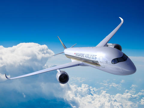 SINGAPORE AIRLINES TO FLY  NON-STOP TO SEATTLE