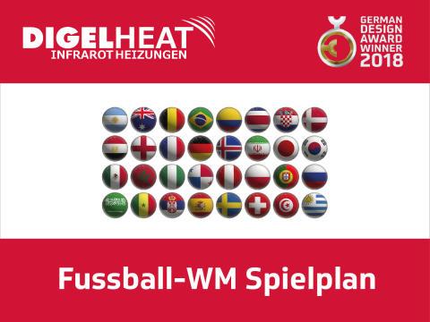 Fussball-WM Spielplan