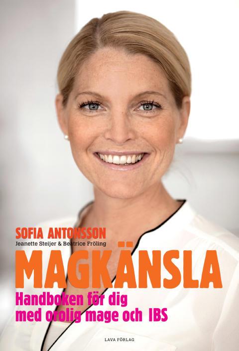 Hitta din magkänsla med Sofia Antonssons nya bok!