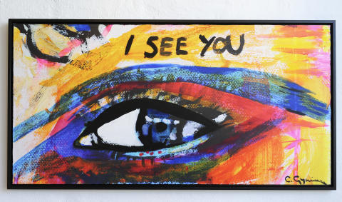 """GYNNING x 3 -  """"I See You"""""""