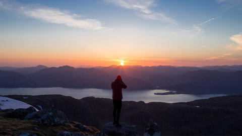 EXPERT COMMENT: Climbing Scottish mountains: why 'munro-bagging' is on the up and up