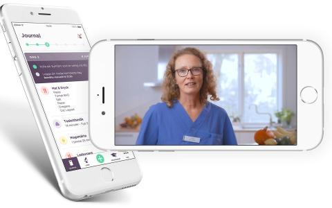 Miljoner svenskar med IBS kan bli hjälpta  med nytt digitalt vårdverktyg