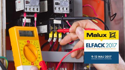 Vi ses på Elfack 9-12 maj i Göteborg