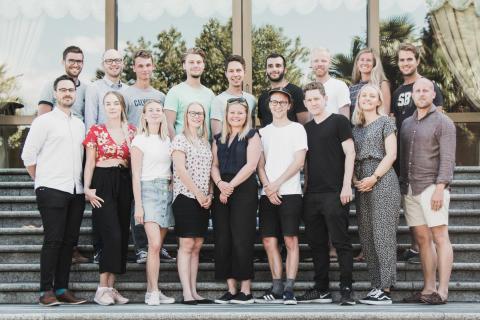 Start för Exsitecs traineeprogram 2017