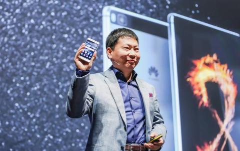 Huawei lanserar P8