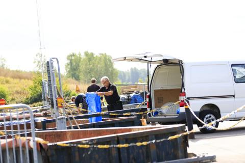 Återvinningscentral för företag, Malmö