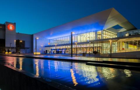 Rekordkongress och kongressrekord på Stockholmsmässan i sommar