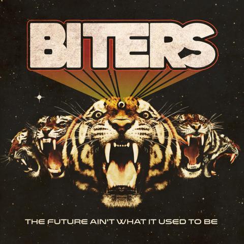 Biters släpper nytt album och spelar support till Blackberry Smoke!