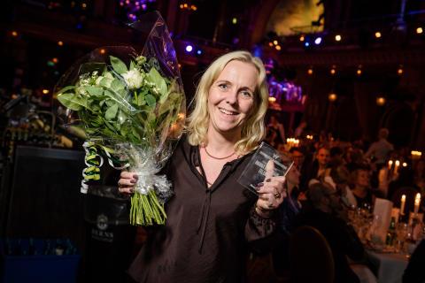 Hanna Riberdahl, Telenor