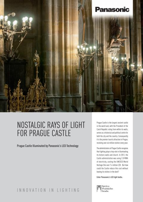 Prague Castle Case Study