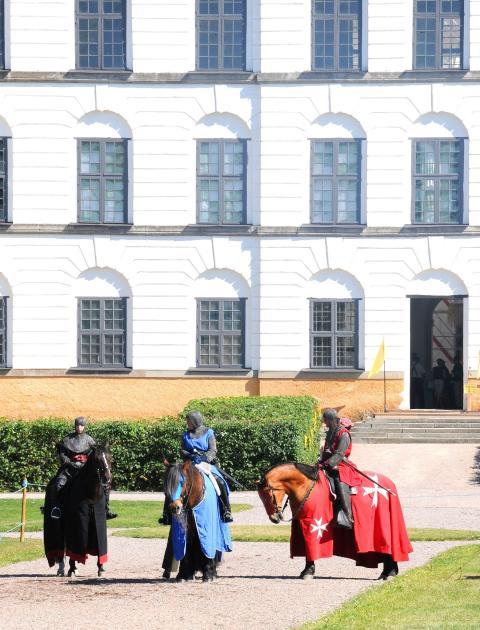 Tornerspelsdagarna påSkoklosters slott 29 - 31 juli