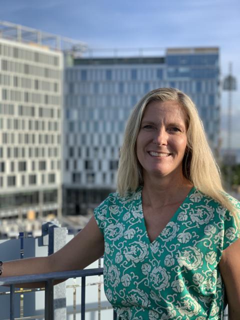 Den prisbelønnede hotelprofil Karina Living skal lede verdens største Comfort Hotel