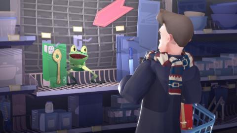 Seks fantastiske animationsfilm der taler til hjernen og hjertet.