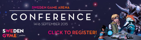 Local heroes and internationally famous speakers at Sweden Game Conference
