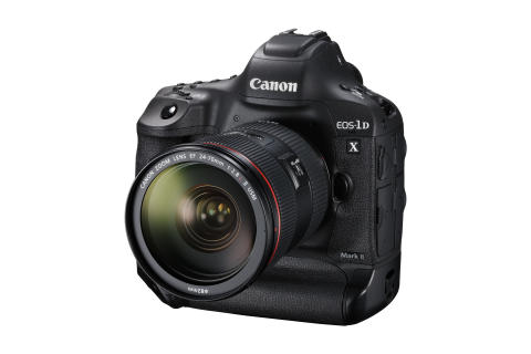 Canon EOS 1D X Mark II - supersnabb toppmodell