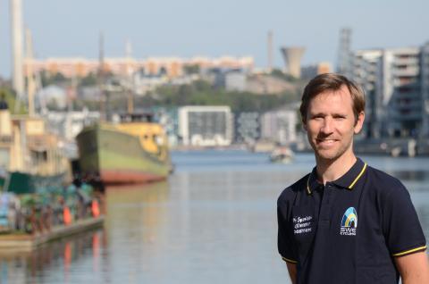 Han blir Sveriges nya förbundskapten för MTB
