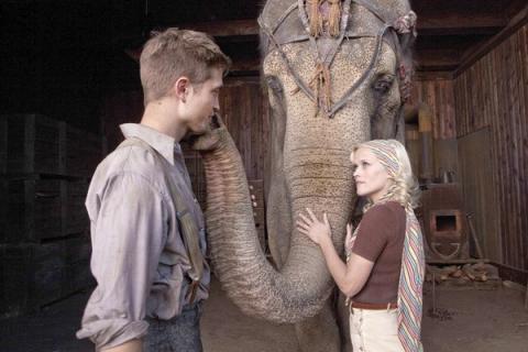 Robert Pattinson i cirkus og et alternativt eventyr