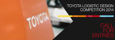 Toyota on julkistanut ensimmäisen trukkien suunnittelukilpailun