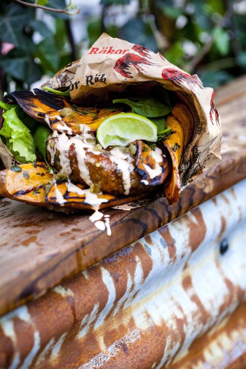 Street Food från Santa Maria Foodservice