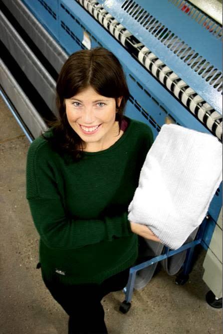 Samarbete driver utvecklingen av miljövänliga textilier för sjukvården