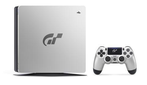 Sony utannonserar Gran Turismo Sport PlayStation®4-konsol i begränsad utgåva