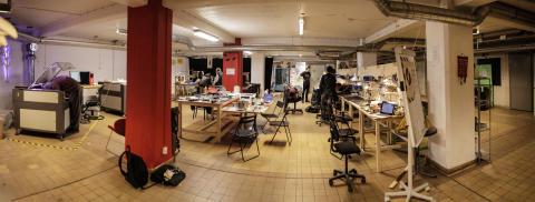 Conrad inleder samarbete med makerspacet Fabriken @ STPLN- Stapelbädden i Malmö