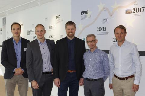 Swedish Industrial Interoperability Association – redan fullt verksam förening