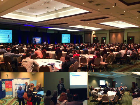 The world's biggest conference on CI, SCIP 2014, has just ended