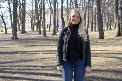 Skriver bachelor om Boligbyggs største prosjekt