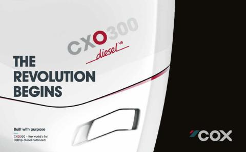 CXO300 EU Brochure