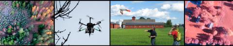 Påminnelse: Välkommen på seminarium om obemannat flyg i jord- och skogsbruk