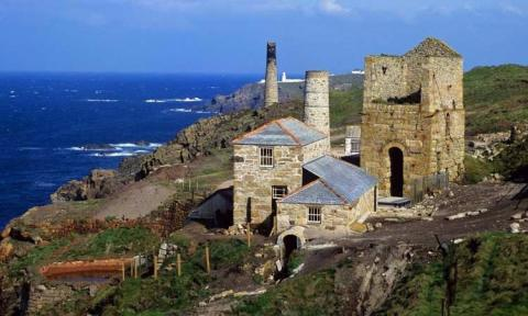 RAMBLERS WALKING HOLIDAYS OFFER HEADY TAKE ON POLDARK COUNTRY