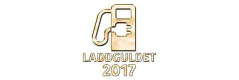 Vem vinner Laddguldet 2017?