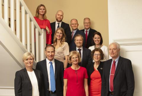 Väderstad Group - Styrelse