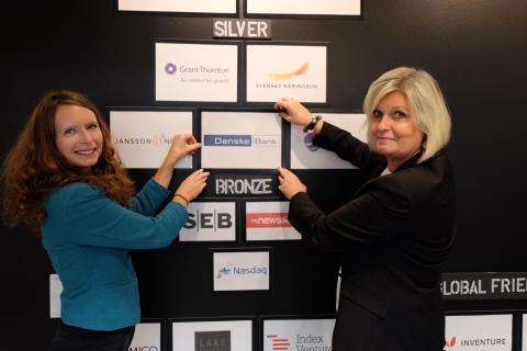 Danske Bank och SUP46 lanserar plattformen TheHub för svenska startups