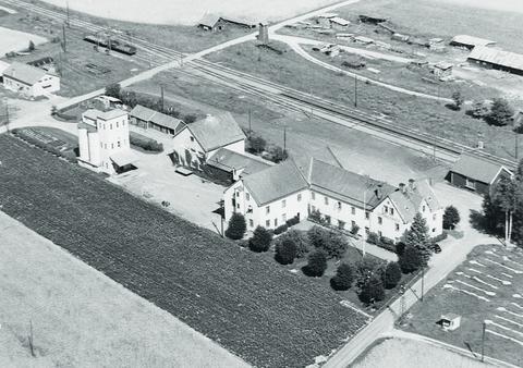 Historia - 1952 - Linje 2