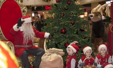 Jul på Kungsmässan