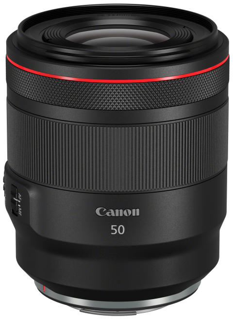 Canon RF50mm F1.2 L USM