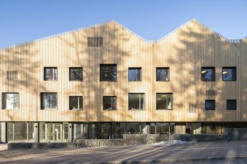 Friendly Building nominerat till innovationspriset E-prize