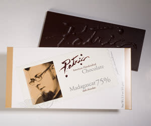 Madagscar Dark Chocolate 75%