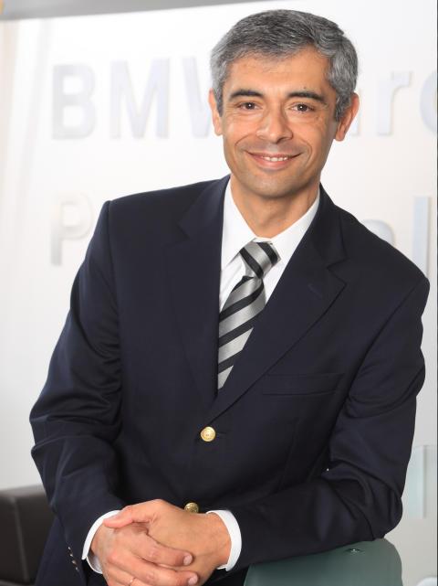 Helder Boavida BMW:n Pohjois-Euroopan alueen pääjohtajaksi