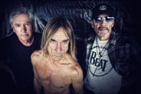 Iggy & The Stooges till Liseberg den 26 juni 2013