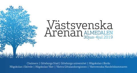 Västsvenska Arenan satsar på stora samhällsfrågor i Almedalen