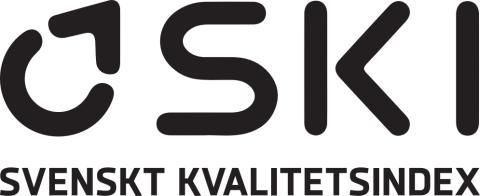 Kaustiks kunder nöjdare än Sveriges snitt och långt nöjdare än branschkollegorna i genomsnitt