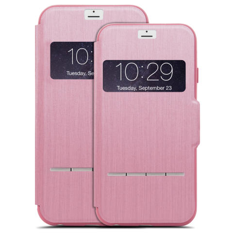 MOSHI Sensecover for iPhone 6 - Rosa