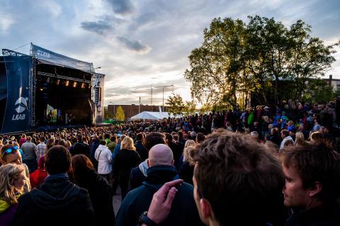 Kirunafestivalen (Foto: Kiruna Lappland)