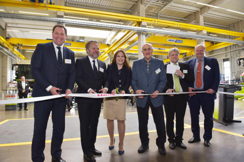 CLAAS opens new validation centre