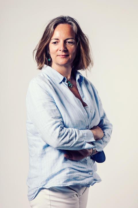 Elisabeth M. Stene foto Christine Wendelborg