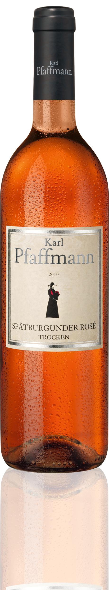 Pfaffmann Spätburgunder Rose